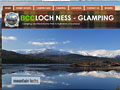 Self catering luxury Log Cabins by Loch Ness