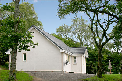 Silver Birch Cottage - self catering accommodation Loch Ness for 2 persons